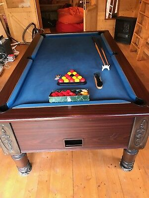 Riley Imperial Slate Bed 7ft X 4ft Pool Table