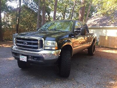 2004 Ford F-350 Lariat 2004 ford f350
