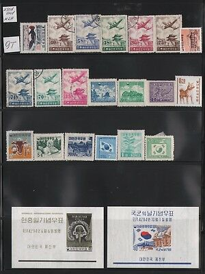 Korea Lot Of Ss  #9T Used, Mlh