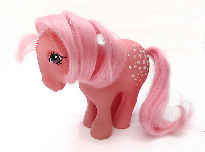 Vintage My Little Pony G1 - 'Cotton Candy' Hasbro 1982