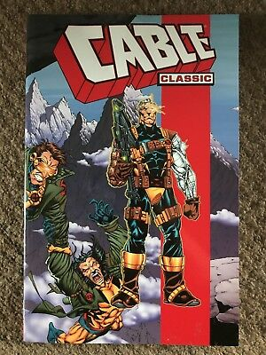 Cable Classic Vol 3 Larry Hama, Jeph Loeb TPB Graphic Novel Marvel Comics X-Men