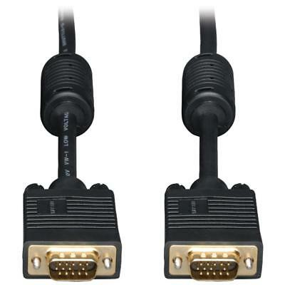 Tripp Lite Svga High-resolution Coaxial Monitor Cable With Rgb Coaxial (6ft)