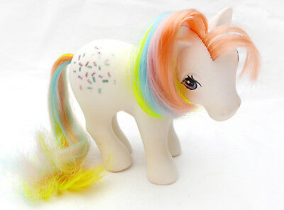 Vintage My Little Pony G1 – 'Confetti' Hasbro 1983