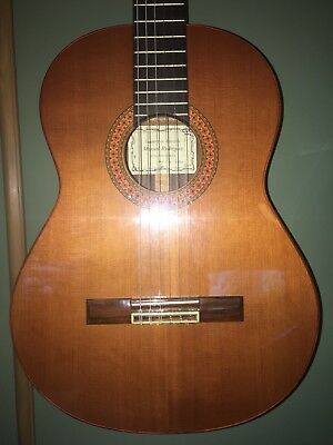 Manuel Rodriguez Model C Spanish Classical Guitar