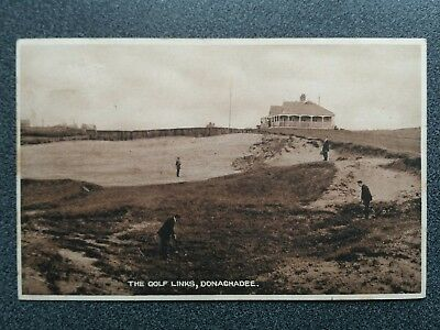 Hurst card golf course and clubhouse Donaghadee, Co Down