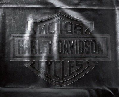 Harley Davidson 8' ft Fitted Leatherette Pool Table Cover
