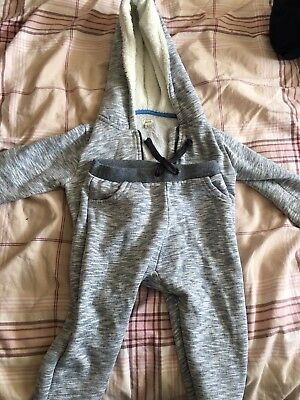 Boys Tracksuit River Island Bottoms 18-24 Months Top Is 2-3 Years