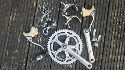 Shimano 105 classic groupset perfect L'Eroica