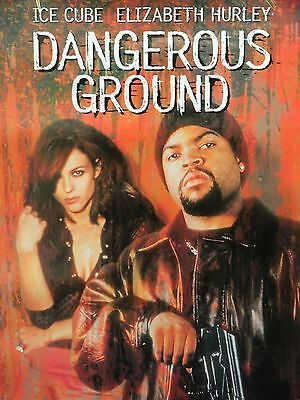 """DANGEROUS GROUND - 27"""" by 39"""" MOVIE POSTER / PRINT"""