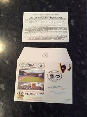 Wigan Athletic V Chelsea Ist Premier League Game 2005 Match Result Fd Cover