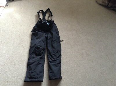 Childrens Salapets /waterproof trousers age 7-8