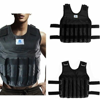 Empty Weighted Vest Hand Wrist Leg Feet Weight Wrap Load Exercise Training