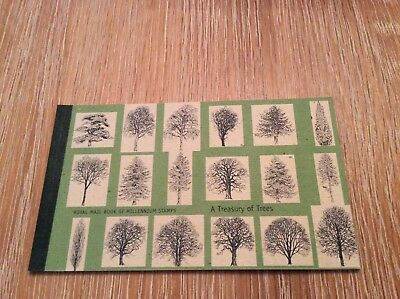 Qell PRESTIGE BOOKLET A TREASURY OF TREES DX26