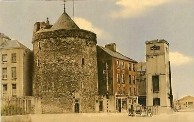 Printed Postcard Reginalds Tower, Waterford, County Waterford, Republic Ireland