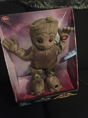 Dancing Groot Disney Marvel Musical Brand New In Box Guardians Of The Galaxy