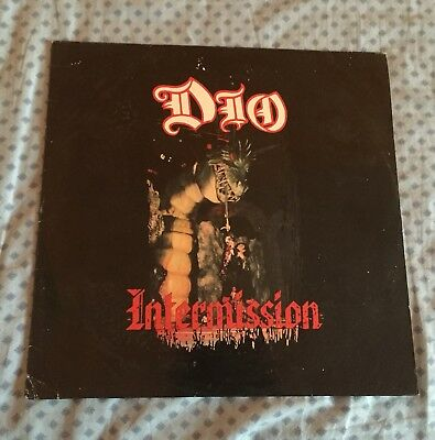 DIO 'Intermission' Monster HEAVY/HARD ROCK EP ARCHIVE COPY