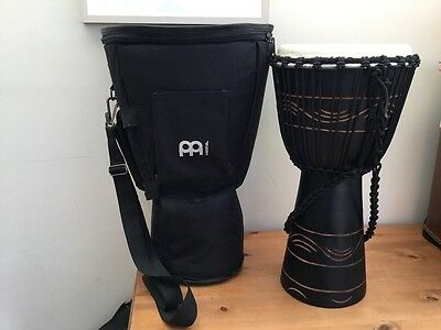 Meinl Percussion Djembe Drum African Style Drum 8.5 inches height 20 inches
