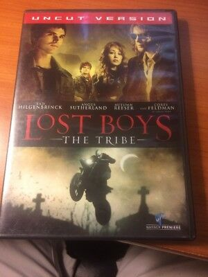 Lost Boys: The Tribe (DVD) Tad Hilgenbrinck, Corey Feldman...179