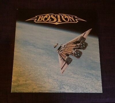 Boston – Third Stage - Monster HARD ROCK LP ARCHIVE COPY