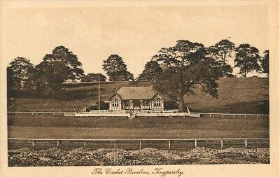 Staffordshire The Cricket Pavilion Knypersley Near Stoke On Trent