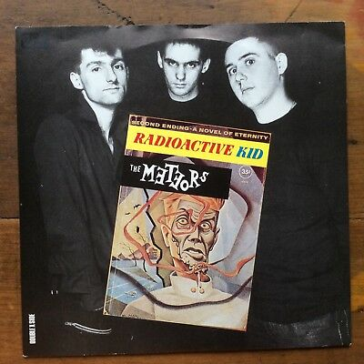 "THE METEORS - Radioactive Kid - 1981 UK 7"" P/s Single - NICE COPY"