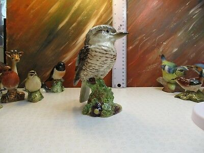 Large Beswick Bird The Kookaburra