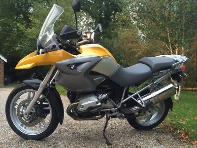 BMW 1200gs Motorcycle, Motorbike