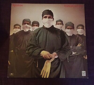 Rainbow – Difficult To Cure - Monster HARD ROCK LP ARCHIVE COPY