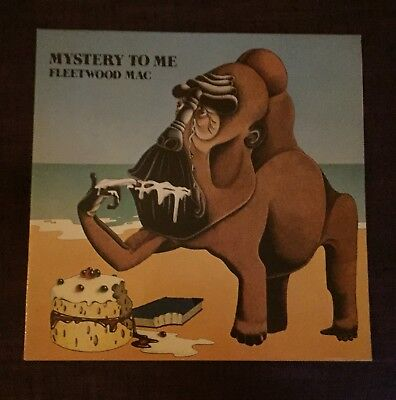 Fleetwood Mac – Mystery To Me - MONSTER PSYCH ROCK LP ARCHIVE COPY