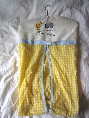 Nappy Stacker -  Vintage winnie the pooh