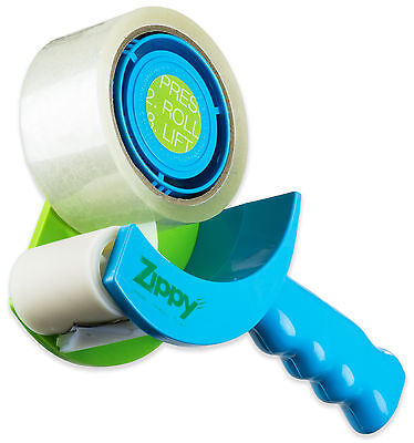 Zippy – New Home & Office Tape Gun Special – Incredibly Easy & Safe to Use