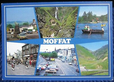 Scotland Moffat Multi-view - unposted