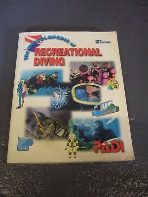 PADI Encyclopedia of Recreational Diving 2nd Ed. (White Cover) [C]