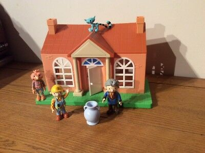 Bob the Builder Museum Playset & Characters