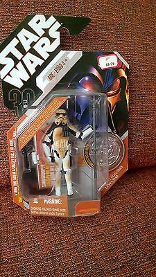 Star Wars 30th Anniversary Saga Legends Sandtrooper Fan´s Choice Dirty Variant