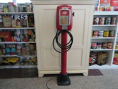 Eco Tireflator Model #98 Automobile Air Pump Oil/Gas Station Related
