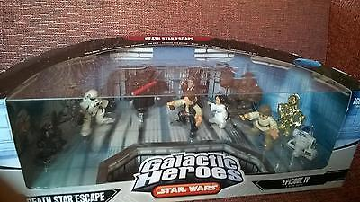 Star Wars galactic heroes death star scape Episode 4