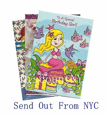 New Happy Birthday Card Greeting Card Choose Style