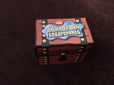 Spongebob Square Pants Cards In Box
