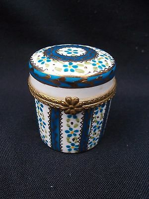 Porcelain Pill Box