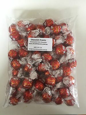 Milk Chocolate Lindt Balls 1Kg 80 Pieces - Perfectly Packed