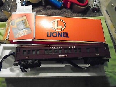 Lionel 6-29090 Madison Passenger car Legends of Lionel Liontech new in the box