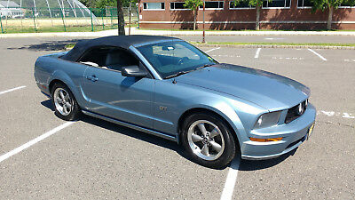 2007 Ford Mustang GT Convertible 2007 Mustang GT  Convertible SuperCharged