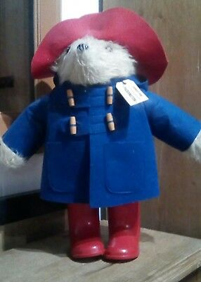 ourson paddington  de 1998 originale comme neuf