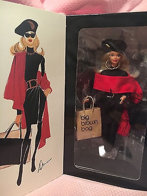 Donna Karan Bloomingdales 1995 Barbie Doll #14545 NRFB