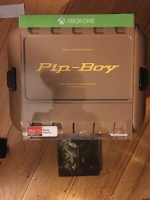 Fallout 4 Pip Boy Edition Xbox One With Game