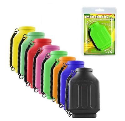Smoke Buddy Junior Jr Personal Air Odor Purifier Cleaner Filter Pick Your Color