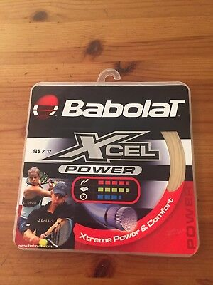 Babolat Xcel Power Tennis Strings