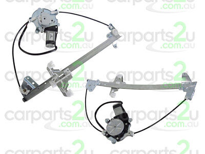 TO SUIT FORD FALCON AU  WINDOW REGULATOR 09/98 to 02/08 LEFT