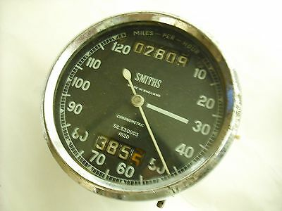 Chronometric Smith gauge for BSA RGS Super Rocket
